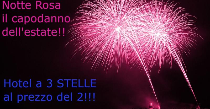 HOTEL 3 STELLE AL PREZZO DEL 2!!!